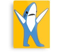 Katy Perry Half Time Performance Dancing Tsundere the Shark Metal Print
