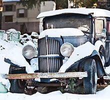 Vintage Snow by cemphotographs