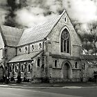 Fremantle Church by Claire  Farley