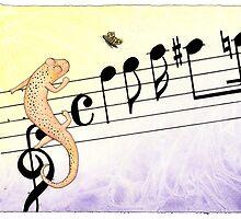 Salamander Notes by Bart Castle