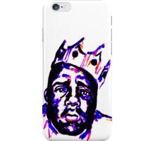 Biggie, Biggie, Biggie iPhone Case/Skin
