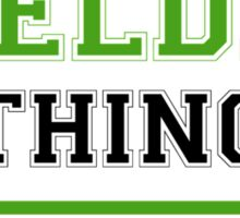 It's a WELDEN thing, you wouldn't understand !! Sticker