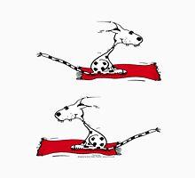 flying dog Unisex T-Shirt