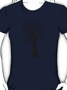 black tree  T-Shirt