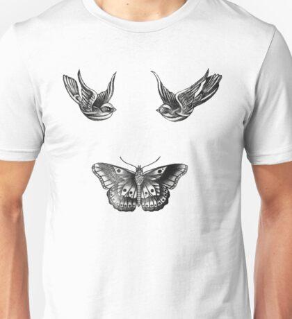 Harry's Tattoos  Unisex T-Shirt