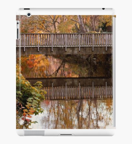 WARM REFLECTIONS iPad Case/Skin