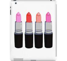 MAC Lipsticks iPad Case/Skin