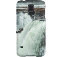 Iguazu Falls - Across the Top  Samsung Galaxy Case/Skin