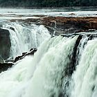 Iguazu Falls - Across the Top  by photograham