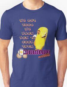 Omeletteville Unisex T-Shirt