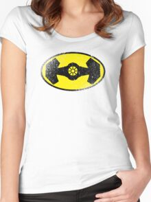 The Darth Knight Women's Fitted Scoop T-Shirt