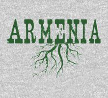 Armenia Roots One Piece - Long Sleeve