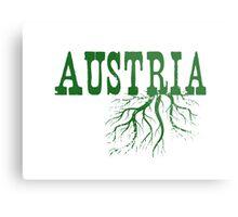 Austria Roots Metal Print