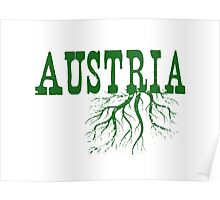 Austria Roots Poster