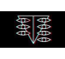 Seele Symbol Photographic Print