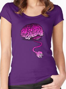 Anti-hangover Women's Fitted Scoop T-Shirt