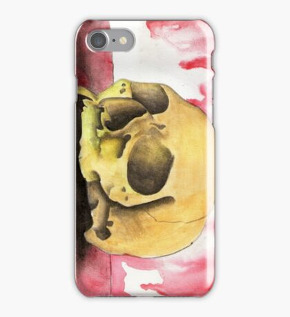 A Fellow of Infinite Jest  iPhone Case/Skin