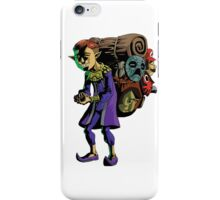 Everybody's Favorite Mask Salesman  iPhone Case/Skin