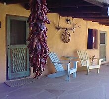 Old Taos Guesthouse by Ronee van Deemter