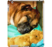 Sleeping beauty 01 iPad Case/Skin