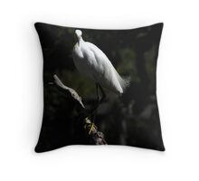 Fancy Feet Throw Pillow