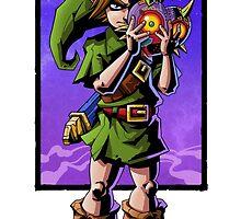 Dark Fate - Majora's Mask by ZeldaMaster