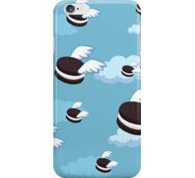 Cookie Dream in Blue iPhone Case/Skin