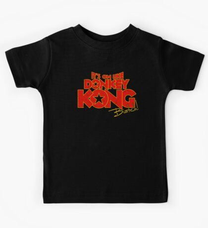 It's on! -text only- Kids Tee