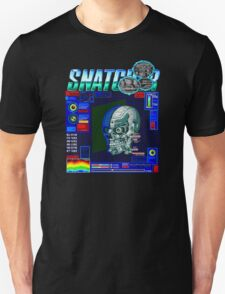 Snatcher (Sega CD) Logo v3.0 Unisex T-Shirt