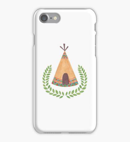Tipi iPhone Case/Skin