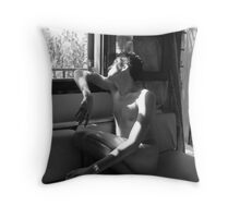Longing for the return... Throw Pillow