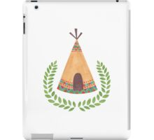 Tipi iPad Case/Skin