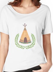 Tipi Women's Relaxed Fit T-Shirt
