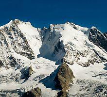 Piz Bernina by peterwey