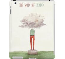This Wild Life Clouded iPad Case/Skin