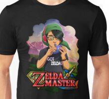 Ocarina Hero - ZM Unisex T-Shirt