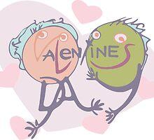 Valentine's in love by Rif Khasanov