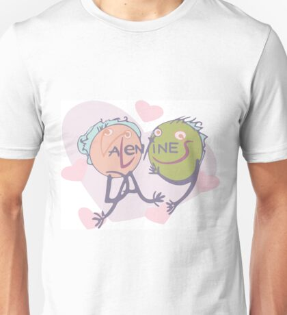 Valentine's in love Unisex T-Shirt