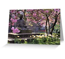 Blessing of Spring Greeting Card