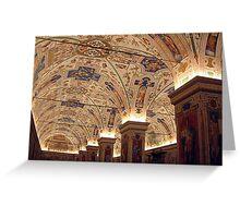 Vatican Artex Greeting Card