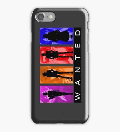 Wanted Lupin III iPhone Case/Skin