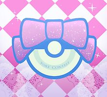 Pokemon contest logo by yokokins