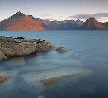 Cuillin At Dawn by duncansmith