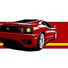 Ferrari by m32ad