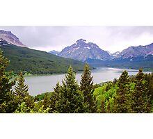 Glacier National Park Photographic Print