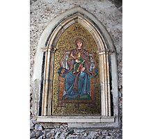 Religious icon Photographic Print