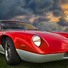 Lotus Europa by Geoff Carpenter