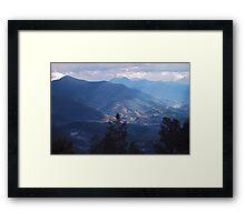 Pyrenees Framed Print