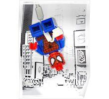 Lego Spiderman ! Poster