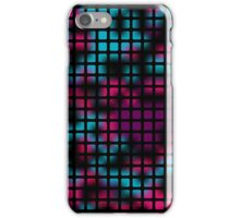 Geometrical pattern iPhone Case/Skin